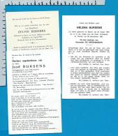 Bp    Bazel     Bursens   3 Stuks - Devotion Images