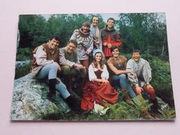 THIERRY La FRONDE N° 5 ( Yvon - France ) Anno +/- 1960 ( Zie Foto's ) ! - Artistes