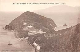 Dom. N° 47541 . Guadeloupe.  Lazaret Et Ilot A Cabrits .saintes - Guadeloupe