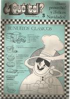 Revue , Una Revista MGP Serie 12 , N° 3 , Qué Tal ? ?1977, El Calendario 1978, 8 Pages , 4 Scans , Frais Fr 1.95 E - Revues & Journaux