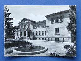 Cartolina Amatrice - Istituto Maschile - 1960 Ca. - Rieti