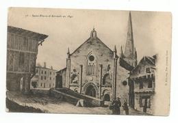 79 AIRVAULT -- Saint-Pierre D' Airvault En 1840 - Airvault