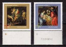 Germany 2004 Merry Christmas / Navidad. MNH - [7] Repubblica Federale