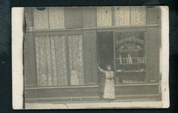 CPhoto - BOULANGERIE VIENNOISE (CACHET DE LYON PREFECTURE 1912) - Photos