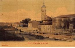 ETAIN : L'eglise, Prise Du Pont - Tres Bon Etat - Etain