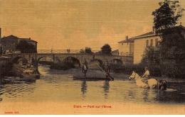 ETAIN : Pont Sur L'orne - Tres Bon Etat - Francia