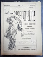 La Lamponette N°26 - 23 Juin 1882 - 1850 - 1899