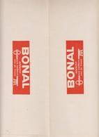 BONAL: Porte-serviette Ancien. - Serviettes Publicitaires
