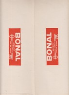 BONAL: Porte-serviette Ancien. - Reclameservetten