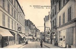 NOGENT-sur-MARNE : La Grande Rue - Tres Bon Etat - Nogent Sur Marne