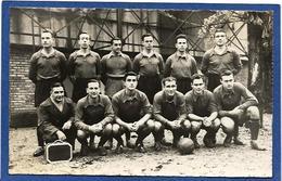 CPSM Football Non Circulé équipe Stade Rennais Rennes 1946-47 Carte Photo RPPC - Voetbal
