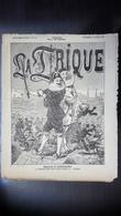 La Trique N°10 - Vendredi 11 Mars 1881 - Journaux - Quotidiens