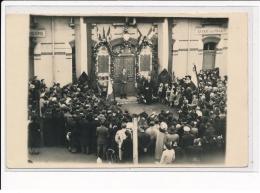 COUDRECIEUX : Armistice, Mairie, Ecole De Filles Et Ecole De Garcons, Souvenir Novembre 1947 - Tres Bon Etat - France