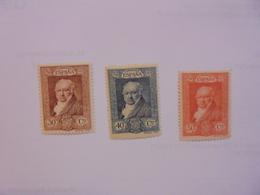 ESPAGNE SELECTION NEUVE CHARNIERES (67) - Spain