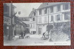 Suisse - Saint Blaise - Une Rue - NE Neuchâtel