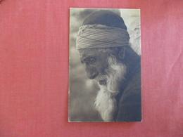 Native Jew Of Jerusalem   Printed 1921 -- Ref 3013 - Israel