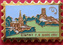 EE  63 )......ECUSSON...         GIMONT.............département Du Gers, En Région Occitanie. - Villes