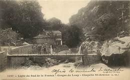 -dpts Div.-ref-AB400- Alpes Maritimes - Bar Sur Loup -  Chapelle Saint Arnoux - Chapelles - Carte Bon Etat - - Autres Communes