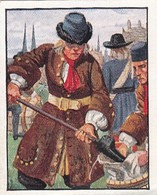 DEUTSCHE UNIFORMEN  - N°11  - Cartes De Cigarettes Allemandes STURM  De 1932 - Sturm