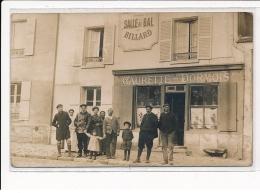 FONTENAY-en-PARISIS : Cafe Caurette-dromois, Salle De Bal Billard Caurette-dormois - Tres Bon Etat - Noisy Le Sec
