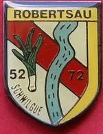 EE  68 )......ECUSSON...   ROBERTSAU............La Robertsau Est Le Quartier Le Plus Septentrional De Strasbourg... - Villes