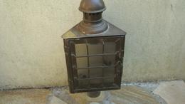 LANTERNE Ouvrard Et Villard A St Ouen - Lamps