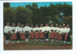 Flemalle Haute Groupe De Danse Folkloriques Yougoslavie - Flémalle