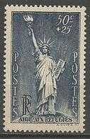 AU PROFIT DES REFUGIES N° 352 GOM D'ORIGINE NEUF** LUXE SANS CHARNIERE / MNH - France