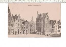 47525 - BRUGGE - BRUGES PLACE VAN EYCK - Brugge