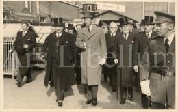 Postcard / ROYALTY / Belgique / België / Roi Leopold III / Koning Leopold III / Foire Commerciale / Bruxelles / 1938 - Beroemde Personen