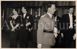 Postcard / ROYALTY / Belgique / België / Roi Leopold III / Koning Leopold III / Le Cinéma Métropole / Bruxelles / 1938 - Beroemde Personen