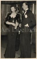 Postcard / ROYALTY / Belgique / België / Prince Carl Bernadotte / Le Cinéma Métropole / Bruxelles / 1938 - Beroemde Personen