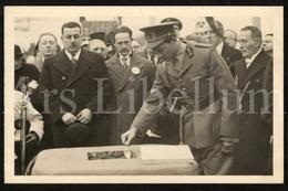 Postcard / ROYALTY / Belgique / België / Roi Leopold III / Koning Leopold III / Liège / 1938 - Liege