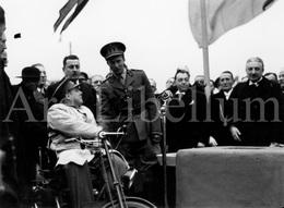 Real Photo / ROYALTY / Belgique / België / Roi Leopold III / Koning Leopold III / Liège / 1938 - Beroemde Personen
