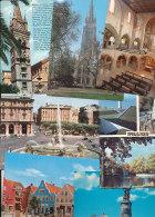 3.966 Gramm (netto) Ansichtskarten Aus Europa (Lot46) - Cartoline