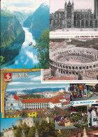 3.615 Gramm (netto) Ansichtskarten Aus Europa (Lot48) - Cartoline