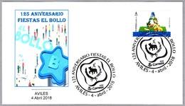 125 Años FIESTAS EL BOLLO. Aviles, Asturias, 2018 - Fiestas
