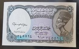 Egypt 2002 Banknotes UNC : 5pi - Egypt