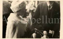 Postcard / ROYALTY / Belgium / België / Princesse Joséphine Charlotte / Chanteurs à La Croix De Bois / 1938 - Beroemde Personen