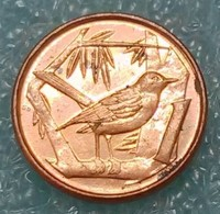 Cayman Islands 1 Cent, 1992 ↓price↓ - Cayman Islands