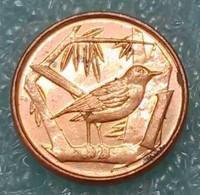 Cayman Islands 1 Cent, 1992 -1515 - Kaimaninseln