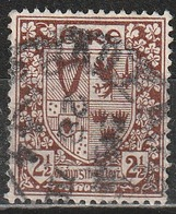 Irlanda 1941 - Coats Of Arms - Animali Araldici   Stemmi Araldici   Strumenti Musicali - 1937-1949 Éire