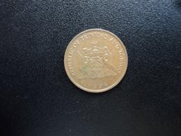 TRINITÉ ET TOBAGO : 1 CENT  1994     KM 29       SUP Oxydation - Trinité & Tobago