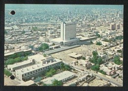 Saudi Arabia Picture Postcard Aerial View Jeddah View Card  AS PER SCAN - Saudi Arabia