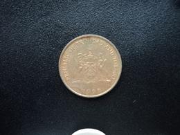 TRINITÉ ET TOBAGO : 1 CENT  1996     KM 29       SUP - Trinité & Tobago
