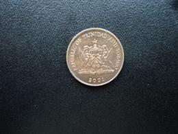 TRINITÉ ET TOBAGO : 1 CENT  2001     KM 29       SUP - Trinité & Tobago