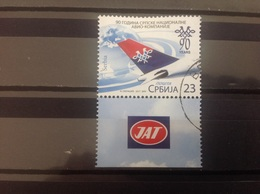 Servië / Serbia - Servische Vliegtuigmaatschappij (23) 2017 - Servië
