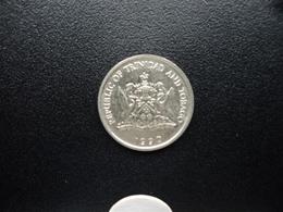 TRINITÉ ET TOBAGO : 10 CENTS   1990     KM 31      SUP+ - Trinité & Tobago