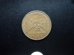 TRINITÉ ET TOBAGO : 5 CENTS   1984      KM 30      SUP * - Trinité & Tobago