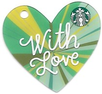 Starbucks US - With Love - Gift Cards